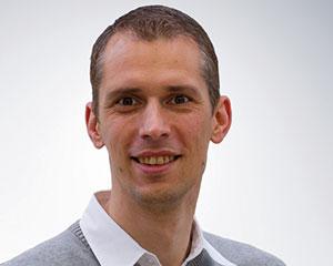 Porträt Herr Fischer, Reha-Verwaltung